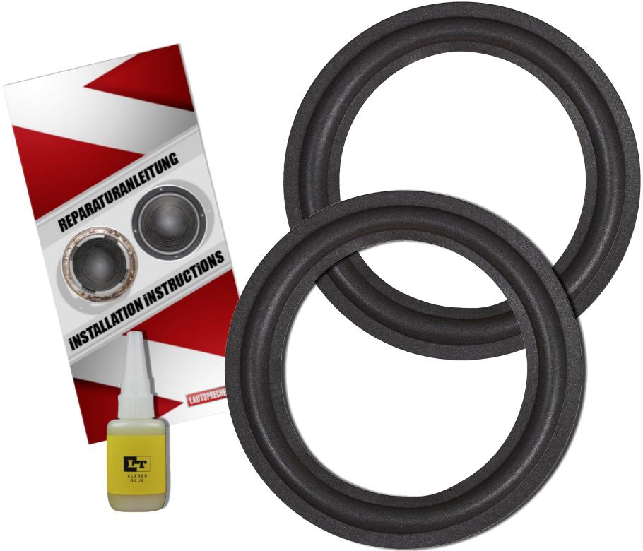 Lautsprecher Technik - Peavey HKS-8 Speaker Surround Re ...
