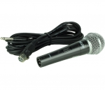 McGee EH002 Handheld Dynamic Microphones with XLR Cable