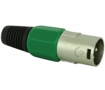 XLR Stecker Male