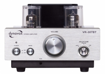 Dynavox VR-307BT Hybrid Vacuum Tube Integrated Amplifier