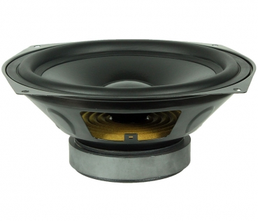 "Dynavox DY200-9A 8"" 8 Ohm Poly Cone Rubber Surround Woofer"