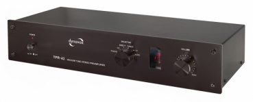 Dynavox TPR 43 Tube Preamp Black