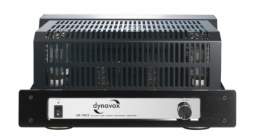 Dynavox VR-70E II Vacuum Tube Integrated Amplifier Phono chrom