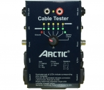Arctic Type-A Multi Plug Pro Audio Cable Tester